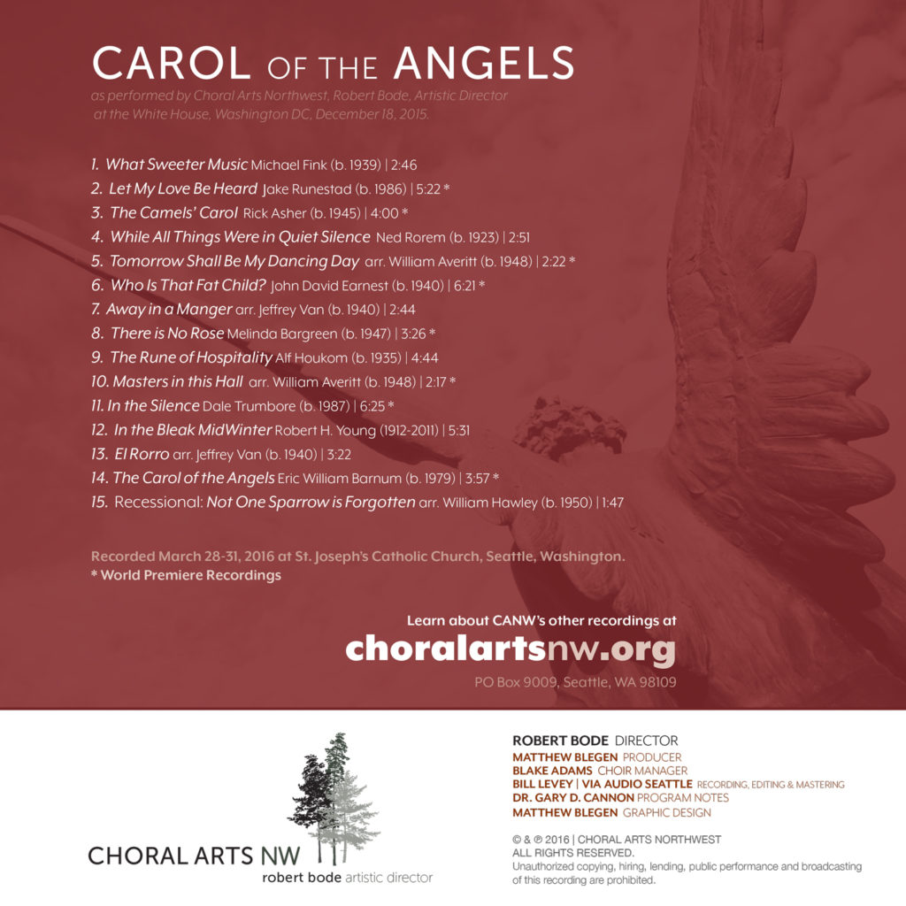 carol-of-the-angels-tracklist